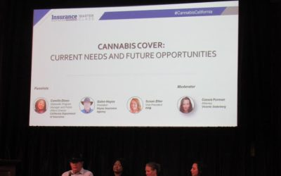 Hayes Brokers Featured at Cannabis Conference